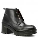 Женские Ботинки Fabiani S2097 темно-коричневый