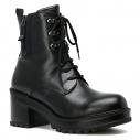 Женские Ботинки Fabiani S2065 черный
