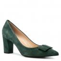 Женские Туфли Giovanni fabiani F3706 темно-зеленый