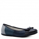 Женские Балетки Nero giardini P614706D темно-синий