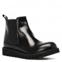 Женские Ботинки Kelton O2513 чёрно-синий