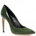 Женские Туфли Casadei 1F540D100 темно-зеленый