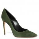 Женские Туфли Casadei 1F021D100 темно-зеленый