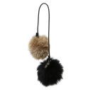 GIANNI CHIARINI CHERRY FUR черный