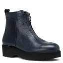 Женские Ботинки Palagio Z3011 темно-синий