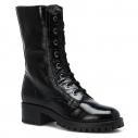 Женские Ботинки Palagio Z3017 черный