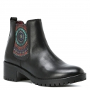 Женские Ботинки Desigual 67AS6B7 черный