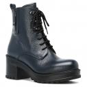 Женские Ботинки Giovanni fabiani S2065 темно-синий