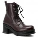 Женские Ботинки Giovanni fabiani S2065 бордовый