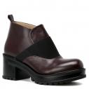 Женские Ботинки Fabiani S2074 бордовый