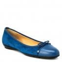 Женские Балетки Fabiani G3001 синий