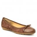 Женские Балетки Fabiani G3001 коричневый