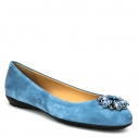 Женские Балетки Fabiani G3038 синий