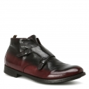 Мужские Ботинки Officine creative MAVIC/043 темно-бордовый