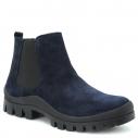 Мужские Ботинки Calvin klein HUGO темно-синий