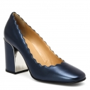 Женские Туфли Fabiani G3413 темно-синий