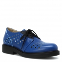 Женские Полуботинки Giovanni fabiani G3287 синий