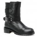 Женские Ботинки Massimo santini 301 черный