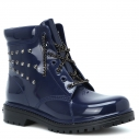 Женские Ботинки Chiara bellini 552.7502C темно-синий