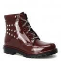 Женские Ботинки Chiara bellini 552.7502C бордовый