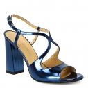 Женские Босоножки Fabiani F4034 темно-синий