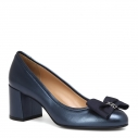 Женские Туфли Fabiani G3147/M темно-синий