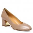 Женские Туфли Fabiani G3460 бежево-коричневый