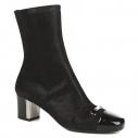 Женские Ботинки Giovanni fabiani 4702 черный
