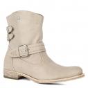 Женские Ботинки Nero giardini P207201D светло серо-бежевый