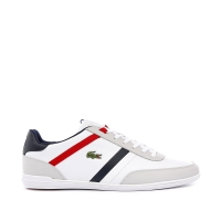 LACOSTE SPM0014 GIRON TCL белый