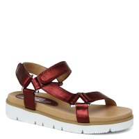 NO NAME JOY SANDAL BRD бордовый
