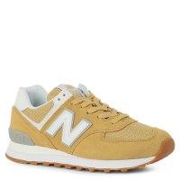 Желтые кроссовки NEW BALANCE (Нью Баланс) – купить с доставкой по ... 575ac222782