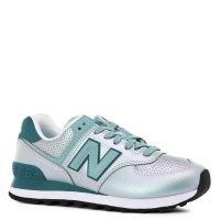 79a61889166b Кожаные кроссовки New Balance (Нью Баланс) купить с доставкой по ...