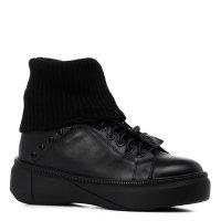 8e1856e4f Купить женские ботинки на толстой (высокой) подошве с доставкой по ...