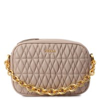 FURLA FURLA COMETA MINI CROSSBODY розово-бежевый