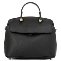 FURLA MY PIPER S TOP HANDLE черный