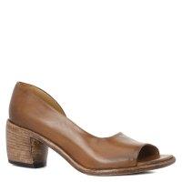 bae3cea88 Купить коричневые туфли женские с доставкой по Москве и всей России