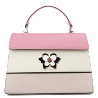 FURLA FURLA MUGHETTO M TOP HANDLE розово-бежевый