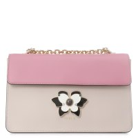 FURLA FURLA MUGHETTO S SHOULDER розово-бежевый