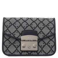 FURLA METROPOLIS MINI CROSSBODY темно-синий