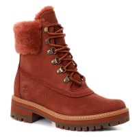 TIMBERLAND Courmayeur Valley WP 6in w She коричневый