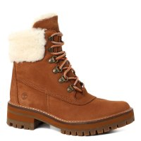 TIMBERLAND Courmayeur Shearling Boot коричневый