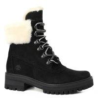 TIMBERLAND Courmayeur Shearling Boot черный