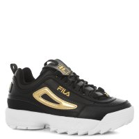 FILA DISRUPTOR II METALLIC FLAG черный