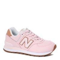 NEW BALANCE WL574 светло-розовый