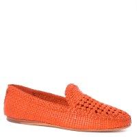 DRAGON FLOWER SLIPPER оранжево-красный