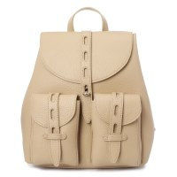 FURLA FURLA NET S BACKPACK бежевый
