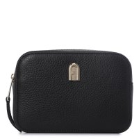 FURLA FURLA SLEEK MINI BELT BAG черный