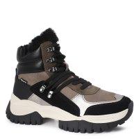 TAMARIS 1-1-25219-25 серо-коричневый