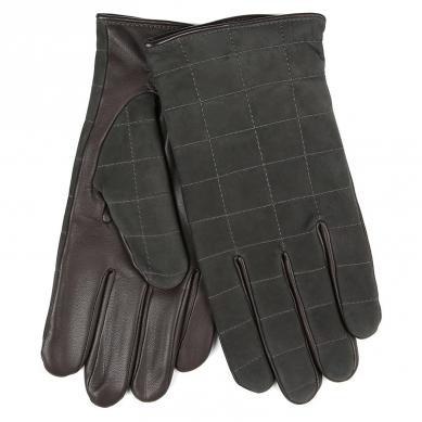 Перчатки AGNELLE 14/112/NUB/C100 темно-серый